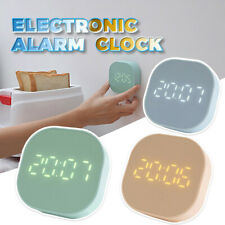 Alarm Clock Luminous Mute LED Multifunctional Digital USB Desk Clock Creative