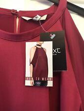 NEXT. Ladies Cold Shoulder Dressy Top. Size 18. BNWT.