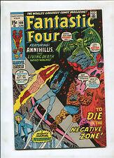 FANTASTIC FOUR #109 (7.5) ANNIHILUS!