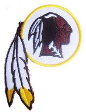 New NFL Washington Redskins Football Logo embroidered iron on patch. (i170)