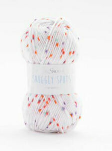 Sirdar Snuggly Spots OUR PRICE: £3.30
