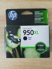 Genuine HP - Black Ink (expires July 2018)  - Brand New Inside Box 950 XL