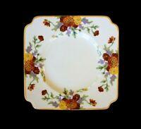 Beautiful Royal Doulton Marigold Square Sweets Plate