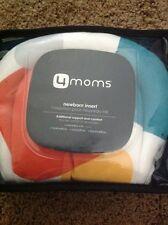 Brand New 4moms, mamaRoo, Baby Swing, Newborn Insert, Multi Plush
