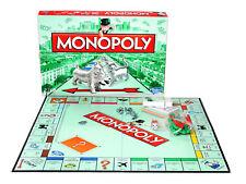 Russische Version Hasbro Monopoly Classic Brettspiel Partyspiel Familienspiel