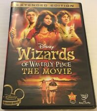 Wizards of Waverly Place: The Movie (DVD, 2009, Extended Edition)
