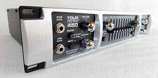 Peavey Tour 450 Bass Head amplificador etapa final power amp + Top estado + garantía