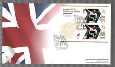 GB 2012 LONDON PARALYMPIC GAMES FDC - MICKEY BUSHELL MEN'S 100M