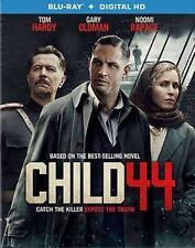 Child 44 Blu-ray Region B Aust Post