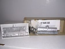Roundhouse/Old Timers  P.C.R. 26' Tank Car 1969 Convention Car KIT H.O.Scale
