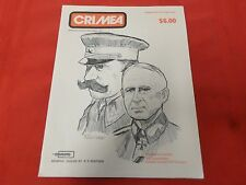 Crimea Panzer Series Excalibre Games Zip Lock Bag Complete Unpunched  LL 207