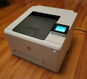 HP LaserJet Pro M254dw Wireless Laser Printer T6B60A New toner, 1400 Page count