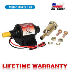 Car Universal Micro Electric Gasoline Fuel Pump 42 GPH 2-3.5PSI Self-Priming