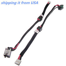 DC Power Jack port Cable Harness TOSHIBA SATELLITE P875-S7102 P875-S7310 P875