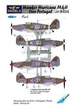 LF Models Decals 1/48 HAWKER HURRICANE Mk.II OVER PORTUGAL Part 1