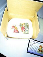 Harmony Kingdom Figurine Ball Pot Bellys Queen Of Sheba Pbhqs 2002 New Box