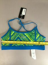 Zoot Performance Womens Tri Triathlon Sports Bra Large L (6919-2)