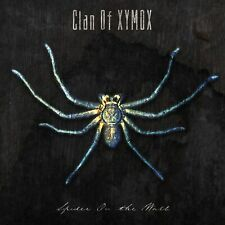CLAN OF XYMOX Spider On The Wall CD NUOVO .cp