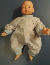 Baby Doll - Makes Crying/ Goo Goo Sound- Plush & Plastic-Citi Toy-Gently Used
