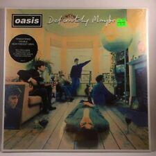 Oasis - Definitely Maybe 2LP NEW