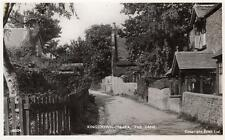 Kingsdown on Sea the Lane Nr Deal unused RP old pc Frith