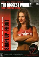 D6 Jillian Michaels The Biggest Winner How to Win by Losing Shape up Front DVD