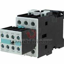 SIEMENS NEW 3RT1026-1BB44 CONTACTOR 400VAC 11kW 24VDC, 3-POLE, SCREW CONNECTION