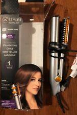 "Instyler Max 2-Way Rotating Iron, 1 1/4"" Titanium Barrel Styling Iron Hair Care"