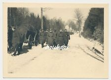 Foto Soldaten -Wehrmacht -Planwagen  2.WK   (e540)