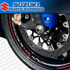 NEW GENUINE SUZUKI GSX-R GSXR 600 750 1000 RIM DECALS STICKERS 990D0-WHEEL-GSX