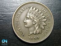 1859 Indian Head Cent Penny  --  MAKE US AN OFFER!  #B5767