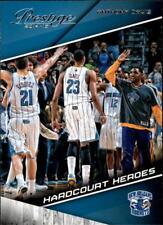 Anthony Davis Hardcourt Heroes Prestige #13 2014/15 NBA Basketball Card