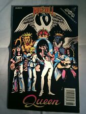 Queen Comic Book - #48/1992/Revolutionary - Rock n Roll Comics - G/Vf - P2370
