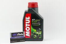 MOTUL 5100 10W40 1L 4T MOTORCYCLE OIL
