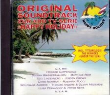 Happy Holiday (1992, ARD-Serie) Thomas Anders, Bouzouki Disco Band, Udo L.. [CD]