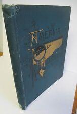 AMERICA ILLUSTRATED, Edited by J. David Williams, 1883