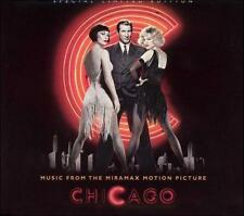 Chicago [Limited Edition w/ Bonus DVD] Danny Elfman, Various Artists Audio CD
