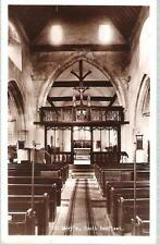 South Benfleet, Essex - St. Mary's Church - RP postcard by Shiner & Holme