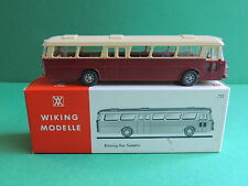 Wiking 721 Büssing-Bus Senator car coach autobus autocar vintage box HO 1/87