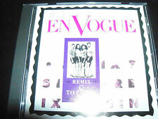 En Vogue Remix To Sing The Club Remixes CD – Like New