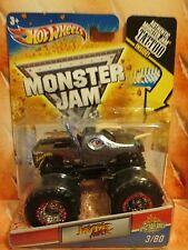 HOT 2011 #3/80 w/TATTOO ** Jurassic Attack ** MONSTER Jam  SPECTRAFLAME VHTF
