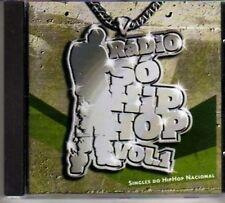 (BL721) Rádio Só Hip Hop Vol.1, Various Artists - CD