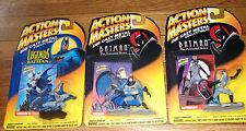Kenner Action Masters Die Cast  Animated Legends BATMAN CATWOMAN LOT MOC figure
