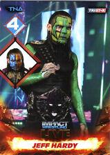 TNA Jeff Hardy #109 2013 Impact Wrestling LIVE GOLD Short Print Card SN 49 of 50
