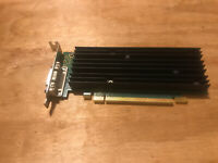 Dell Nvidia Quadro NVS 290 256MB DDR2 PCI-E x16 Video Graphics Card 0TW212