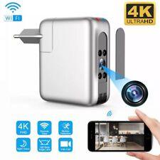 4K Drahtlose wifi Mini Kamera USB Ladegerät micro kamera Sicherheit Cam IP