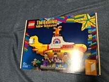LEGO Ideas The Beatles - Yellow Submarine  21306 NEU NEW OVP