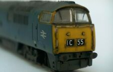 More details for dapol n gauge class 52 western invader weathered serviced excellent condition