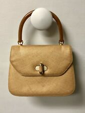 Vintage Gucci Handbag- Guaranteed Authentic Purse with Lucite Handle