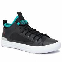 Converse Chuck Taylor All Star Ultra Ox 165343C Black/White/Turbo Green Men Shoe